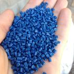 Fábrica de polietileno granulado